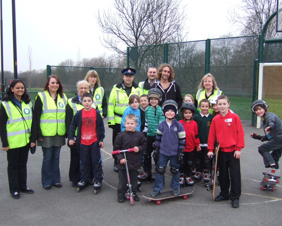Community Doorstep Sport