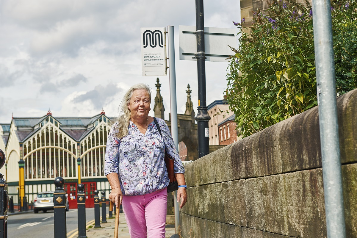 Lucy Eyles shows 'That Counts!', in new campaign to get Stockport more active