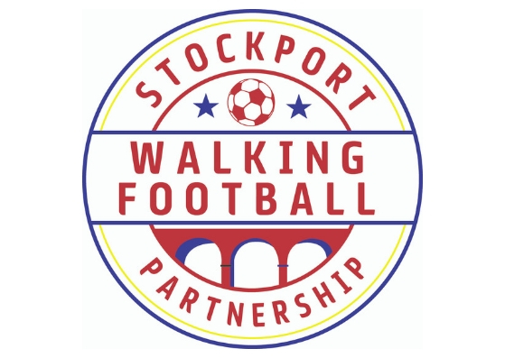Walking Football Logo For Web