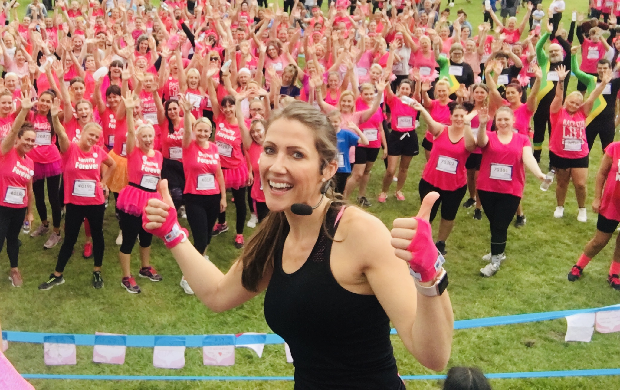 Stockport's Life Leisure launches 10-day challenge for Cancer Research UK